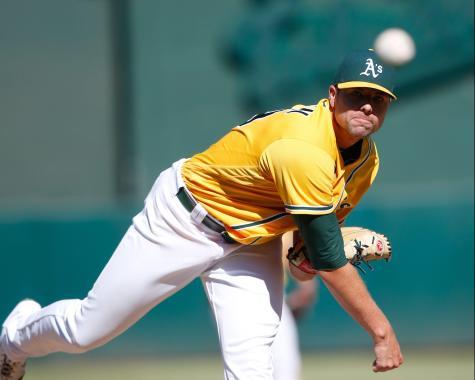 Former Jack shines in MLB