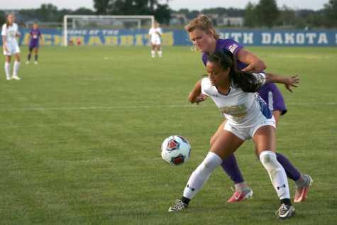 Jacks soccer focus on Summit League Tournament
