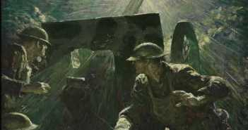 The art of war: Harvey Dunn gallery commemorates 100th armistice anniversary