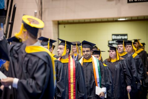 Student survey shows high satisfaction among fall graduates