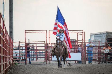 Former Miss Rodeo South Dakota Credits 4-H