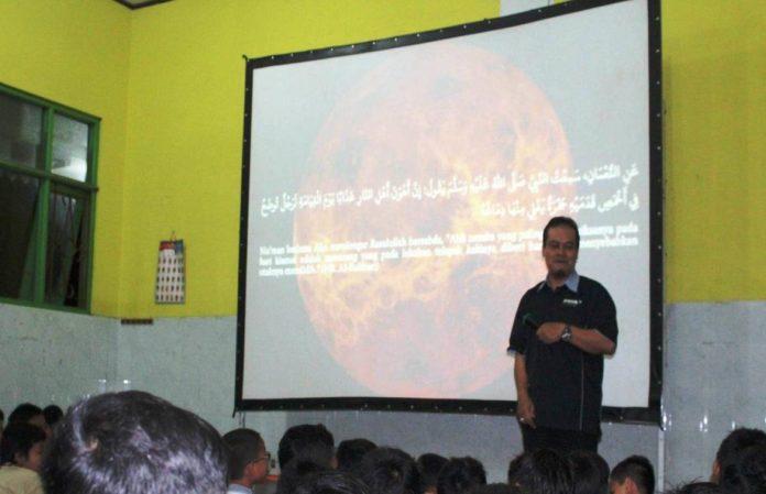 Siswa Kelas VI SD Ta'mirul Islam Surakarta Ikuti SBT dan Mabit