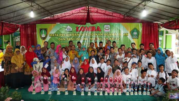 Lagi, SD Ta'mirul Islam Juara Umum Mapsi, Kini dengan 20 Trofi