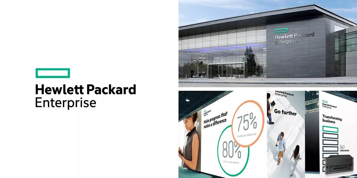 Hewlett Packard Enterprise Wallpaper Hd Hp Introduces New Hewlett Packard Enterprise Branding Sd
