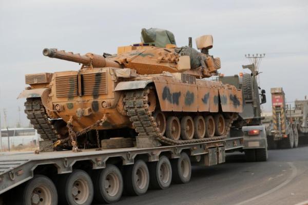 """ألمانيا تحظر تصدير الأسلحة لتركيا رداً على عملية """"نبع السلام"""""""