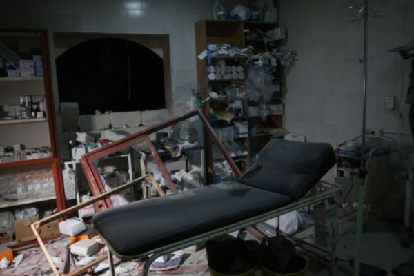 روسيا تنسحب من آلية الأمم المتحدة لحماية المستشفيات في سوريا