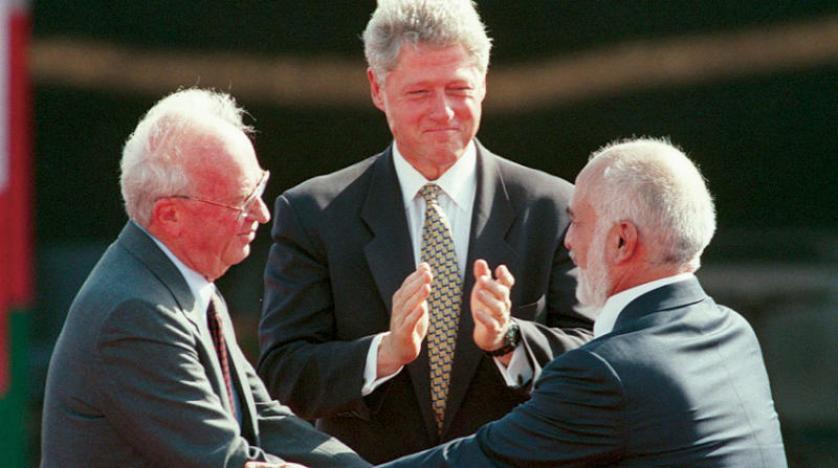 «اتفاق وادي عربة»… سلام فاتر ألغى حالة الحرب بين الأردن وإسرائيل