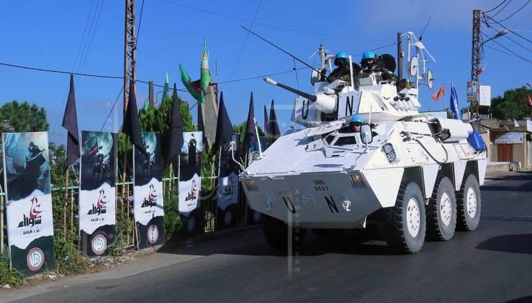 الأمم المتحدة تنشر قوات متعددة الجنسية في بيروت