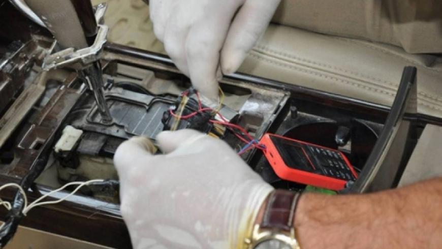 ضبط سيارة ملغّمة في عفرين تحوي 75 كغ من المتفجرات