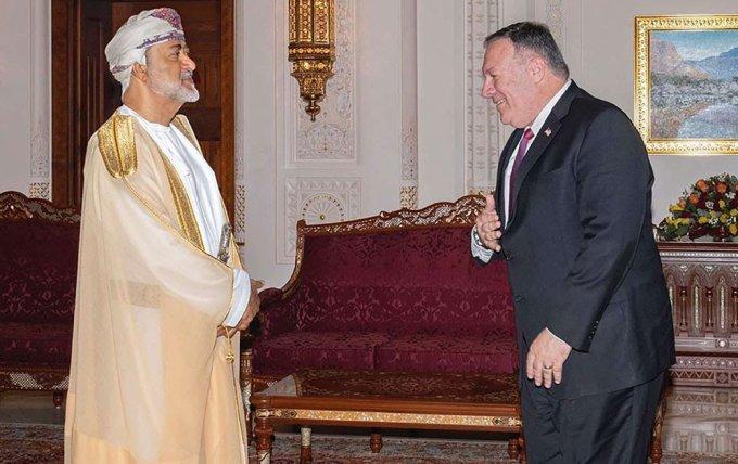 سلطنة عُمان تمهد لاتفاق سلام مع إسرائيل
