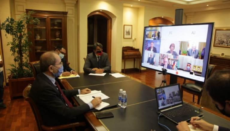 المجموعة المصغرة حول سوريا:تجديد الالتزام بالقرار 2254