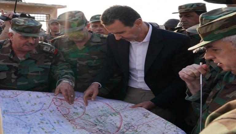عندما كانت واشنطن مقتنعة أن موسكو ستطيح بالأسد