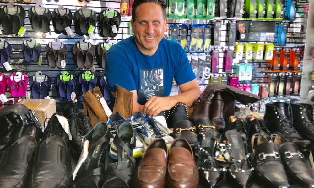 Meet Anthony Khattar of Anthony's Shoe Repair - SDVoyager - San Diego