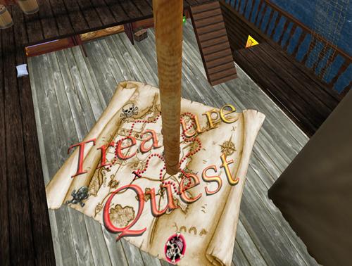 The New Treasure Quest Island (1/6)