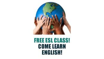 Permalink to: ESL – English Classes
