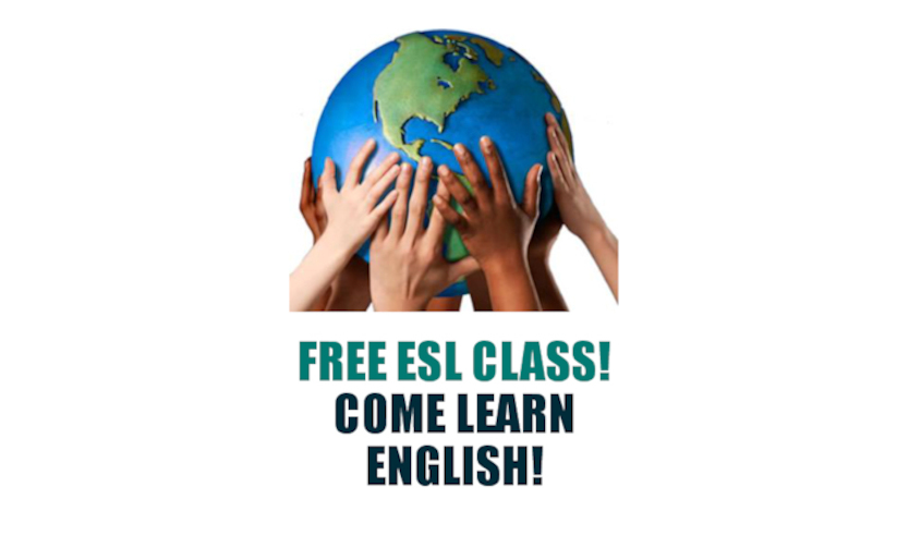 Permalink to: ESL – English Classes
