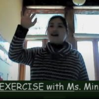 pre-k exercise video