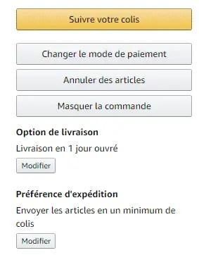 Commande En Cours De Traitement : commande, cours, traitement, Comment, Modifier, Commande, Amazon, Faire, Rembourser