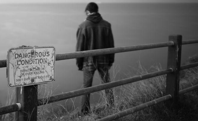 Le suicide, un non-choix devant l'absence d'alternative à la souffrance...