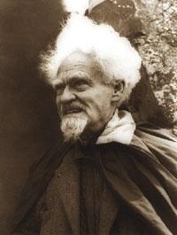 Bild på Gardner lånad från Wikipedia.
