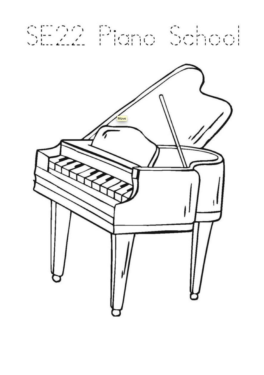 Silly summer piano fun! 10 fun things to keep you busy