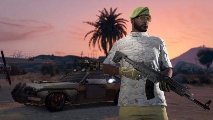 GTA V - Screenshot #7