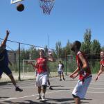 Херсон-Автоплаза - победитель баскетбольного турнира «Арабатская стрелка-2014»