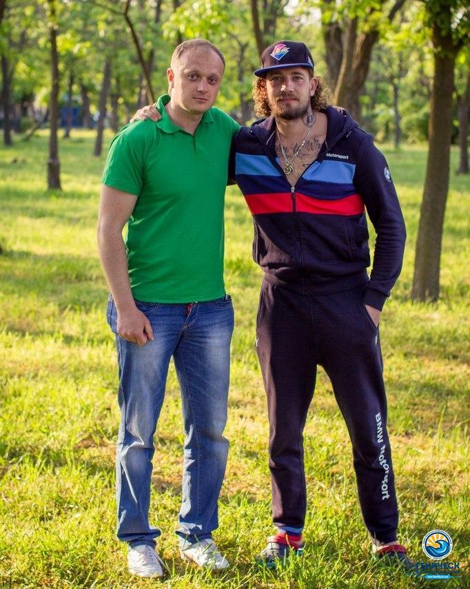 Тренер дельфинария Оскар-Геническ