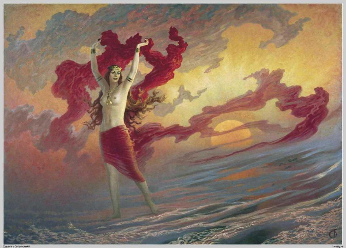 Геническая богиня Апи: из тьмы преданий