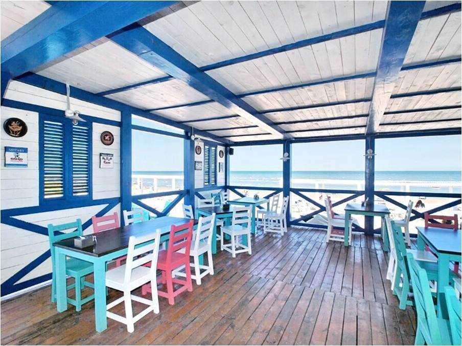 Пляжный курорт Арабатка