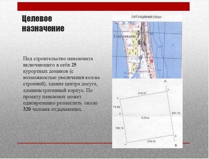 Новые инвестпроекты на берегу Азовского моря