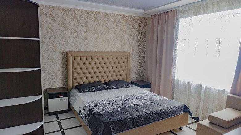 Отель Paradise Геническ