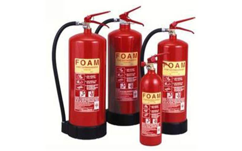 Mechanical Foam (AFFF) Fire Extinguisher