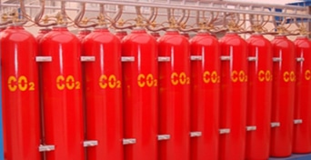 C02 FIRE SUPPRESSION SYSTEM
