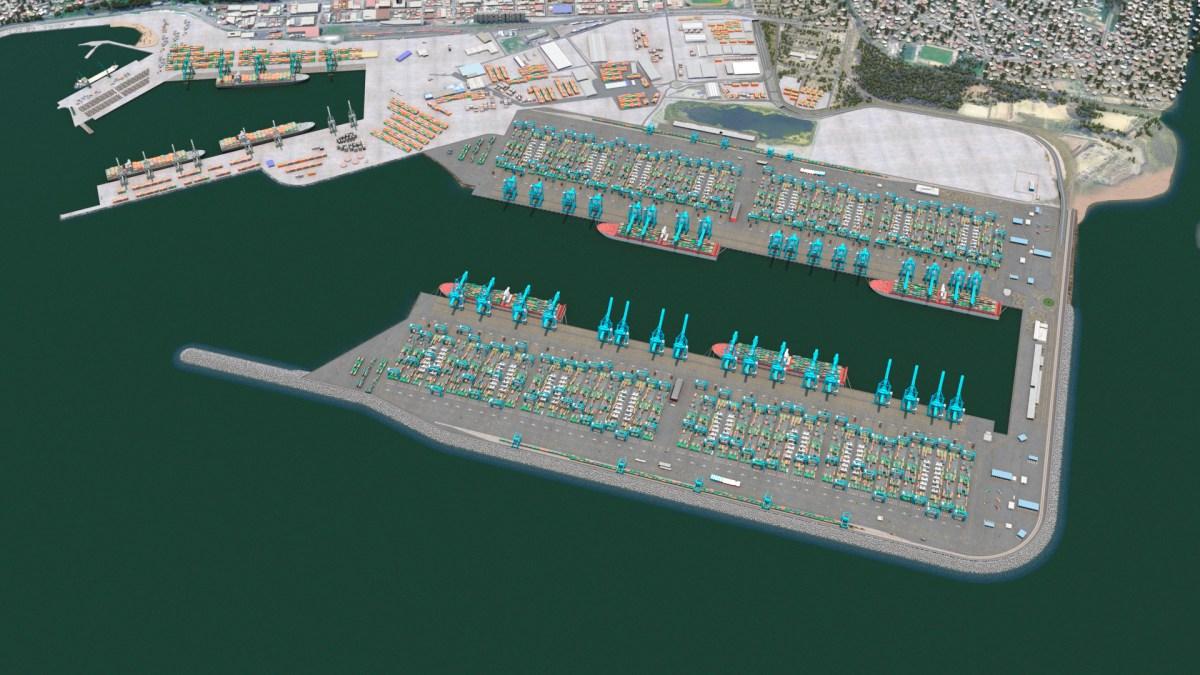 Chilean Port Plans Major Expansion