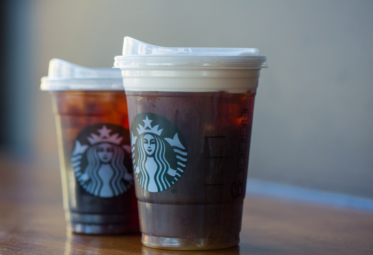 Starbucks to Replace Single-Use Straws With New Plastic Strawless Lid Option