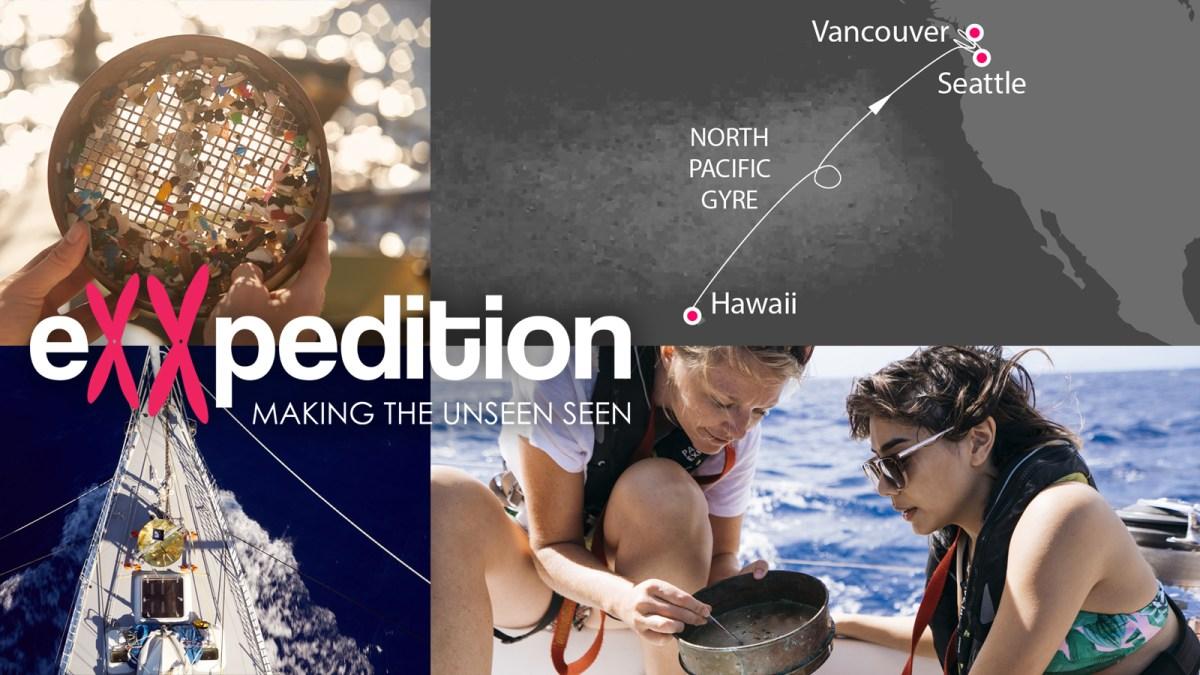 All-Female Crew Sails 3,000 Nautical Miles to Study Ocean Plastic