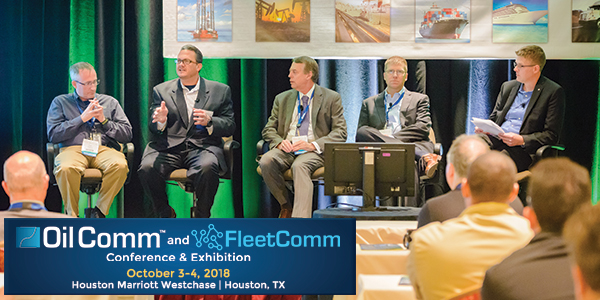Registration Pricing Deadline: OilComm and FleetComm 2018