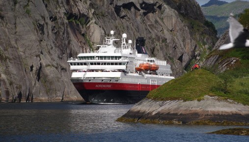 Hurtigruten MS Nordnorge