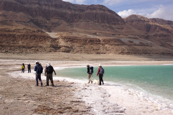 AGU Dead Sea Study