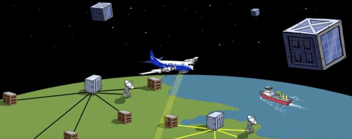 BOEM NASA cubesats