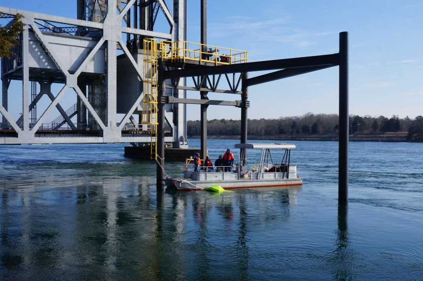 Bourne Tidal Test Site