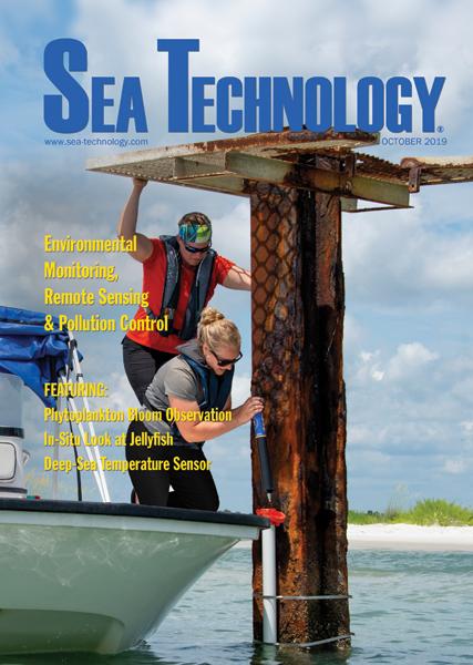 October 2019 - Environmental monitoring, remote sensing, pollution control.