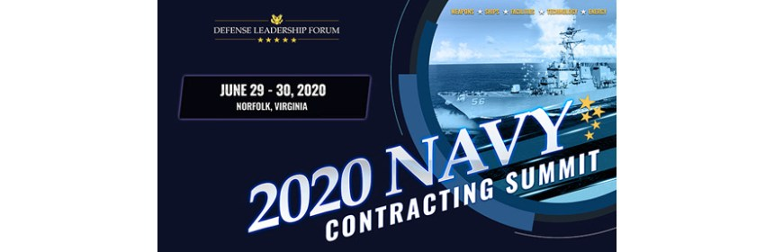 2020 Navy Contracting Summit