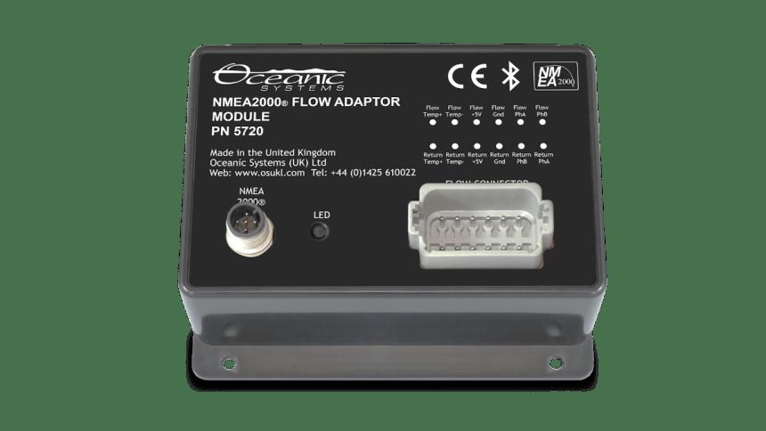 Oceanic Systems UK Ltd 5720 NMEA2000 flow adaptor module