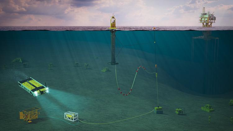 Ocean Power Technologies' PB3 PowerBuoy