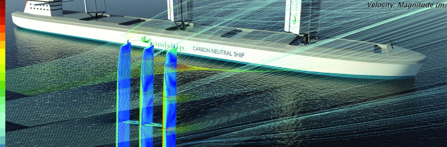 Windship CFD