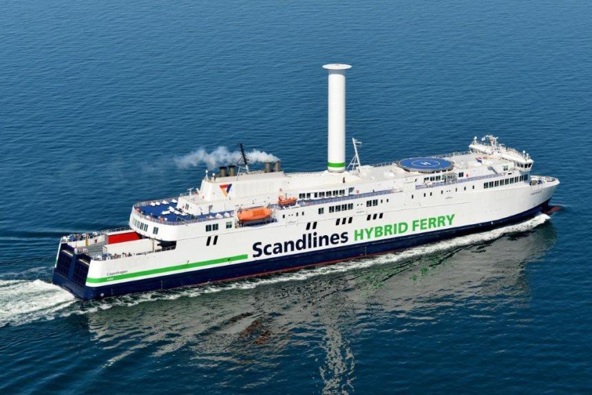 MV Copenhagen Scandlines