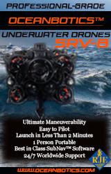 RJE Oceanbotics ROVs