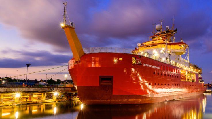 SDA Prepares for Sea Trials